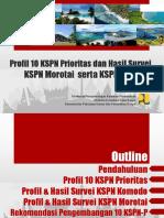 Presentasi KSPN Di Morotai 25 Mei - Cetak