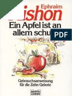 Kishon_Ephraim - Ein Apfel Ist an Allem Schuld