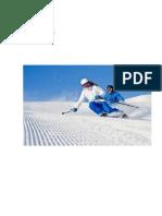 le ski  autoguardado