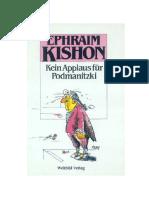 Kishon_Ephraim - Kein Applaus Für Podmanitzki