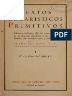 Solano Jesus - Textos Eucaristicos Primitivos.pdf
