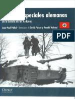 FUERZAS de ELITE 27 - Fuerzas Especiales Alemanas Ardenas