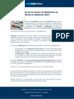 Presentación de un nuevo recubrimiento en Teflon® en Ambiente 2017