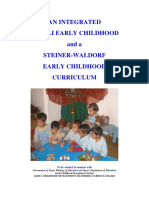 Integrated Nepali Government and a Steiner-Waldorf Early Childhood Curriculum