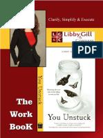 Libby Gill - You Unstuck Workbook