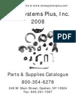 2008 Parts Web