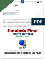 Simulado Final Tre-sp