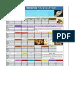 nutrition tracker 1