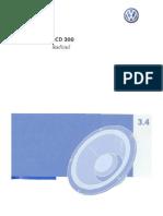 Manual de Utilizare RCD 300 Cu MP3
