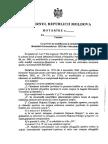 Hotărârea de Guvern pentru aprobarea Normelor financiare pentru activitatea sportivă