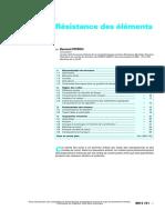 Tuyauteries. Re__sistance Des E__le__ments - 1re Partie - ARTICLE