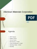 Allentown Materials Corporation