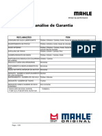 Manual Análise Garantia
