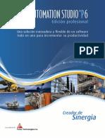 Automation Studio p6 Brochure Spanish High
