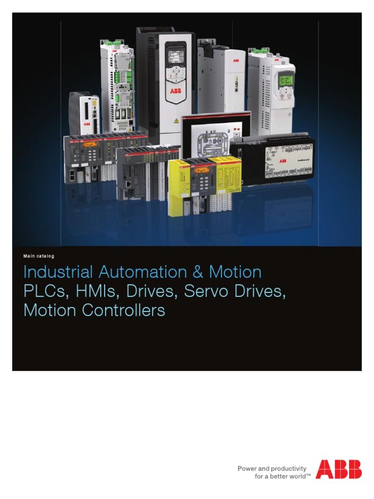 Abb Plc Phtc02u en Web   Programmable Logic Controller