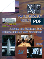 Watersmart Guidebook - A Water-Use Efficiency Plan-Review Guide for New Businesses - 2008 - EBMUD