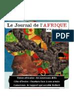 Journal de l'Afrique n°29