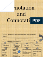 Denotation-
