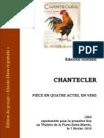 Rostand Chantecler