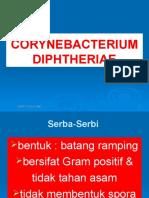 cornyebacterium difteri