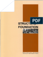 Design Guide for Structure & Foundation
