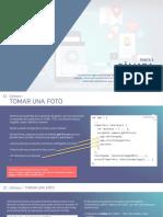 Creando Apps 3.- Camara