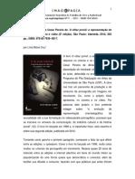 Sobre Abreu, Nuno Cesar Pereira de. O olhar pornô