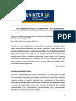 Estudo Dirigido - Sistemas de Informações Gerenciais