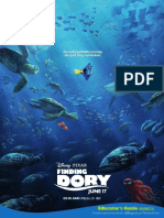 Finding Dory Ed Guide