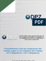 Presentación Campet Inspectoria Junio 2012