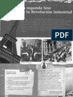 Unidad 07 - La Segunda Fase de La Revolución Industrial