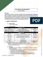 2017 IAAF World Championships Selection Criteria FINAL Feb 9