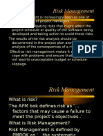 RiskManagement Combined