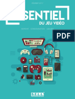L'Essentiel du Jeu Vidéo - Bilan Marché 2016