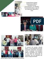 Reporte Invedem Credenciales y Nepotismo de Familiares de La Directora