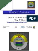 Gestión de proyectos (Por otros)