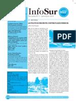 Infosur Comuna2 - Número 3 - Junio  Julio 2010