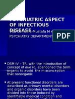 Psychiatric Aspect of Infectious Disease