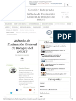 Método de Evaluación General de Riesgos del INSHT.pdf