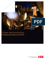 ABB Semiconductors. Power semiconductors Product brochure 2016.pdf