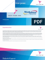 RB Reckitt acquisition of Mead Johnson Nutrition MJN Feb 2017