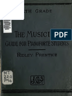 The Musician a Guide for Pianoforte Students. Helps Towards the Better Understanding and Enjoyment of Beautiful Music, In Six Grades. Grade 6 by Prentice, Thomas Ridley 1842-1895