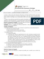 Ficha de Trabalho 8 Sistemas de Condução