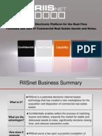 RIISnet Financial Institutions-2010