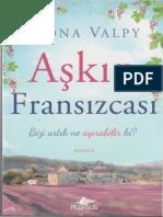 Fiona Valpy - Aşkın Fransızcası