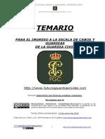 TEMARIO FUTUROS GC ENERO2016