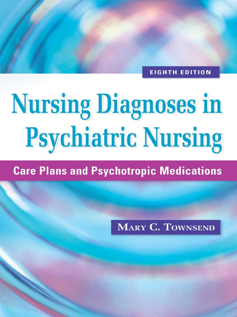 nursing-diagnoses-in-psyciatric townswend.pdf | Substance ...