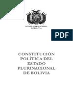 CONSTITUCIÓN POLÍTICA DEL ESTADO FINAL