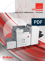 CP3000 UserGuide v1.01 French PUBLIC