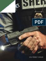 WALTHER 2016 Handgun Catalog